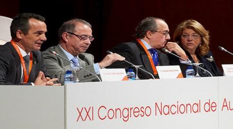 XXI CONGRESO NACIONAL DE AUDITORIA