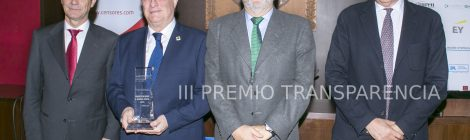 III PREMIO TRANSPARENCIA